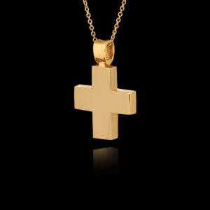 Σταυρός σε Χρυσό
