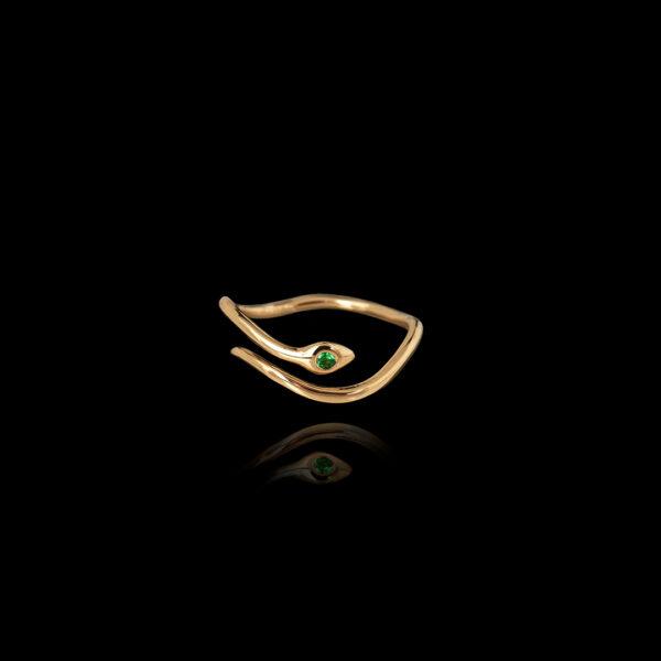 Δαχτυλίδι Σεβαλιέ σε Χρυσό – DA 125N