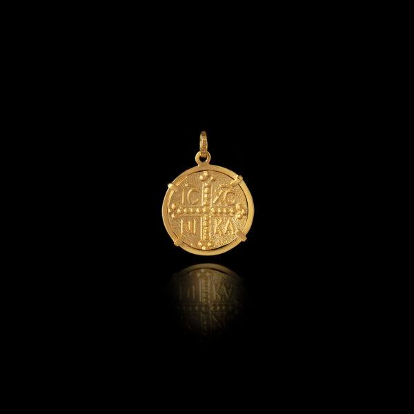 Κωνσταντινάτο σε Χρυσό - KO141N