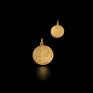 Κωνσταντινάτο σε Χρυσό - KO142N